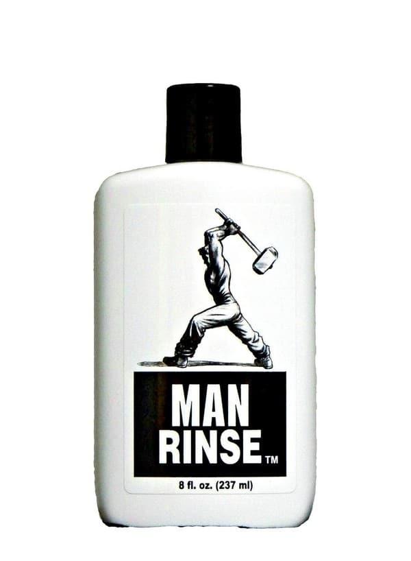 Man Rinse Hair And Beard Conditioner
