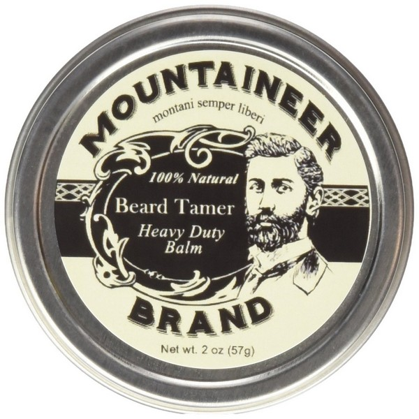 Mountaineer Brand Natural Mustache Wax