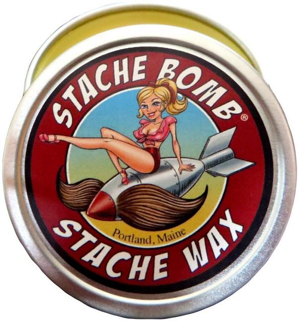 Stache Bomb Stache Wax