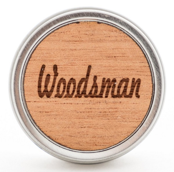 The Bearded Bastard Woodsman Mustache Wax