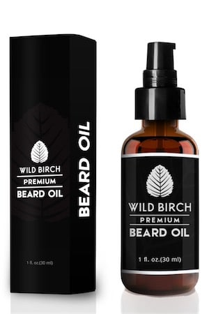 Wild Birch Premium Beard Oil