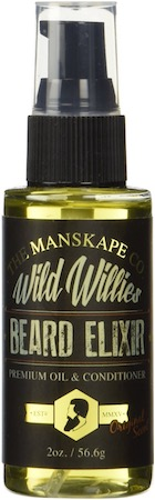 Wild Willies Beard Elixir