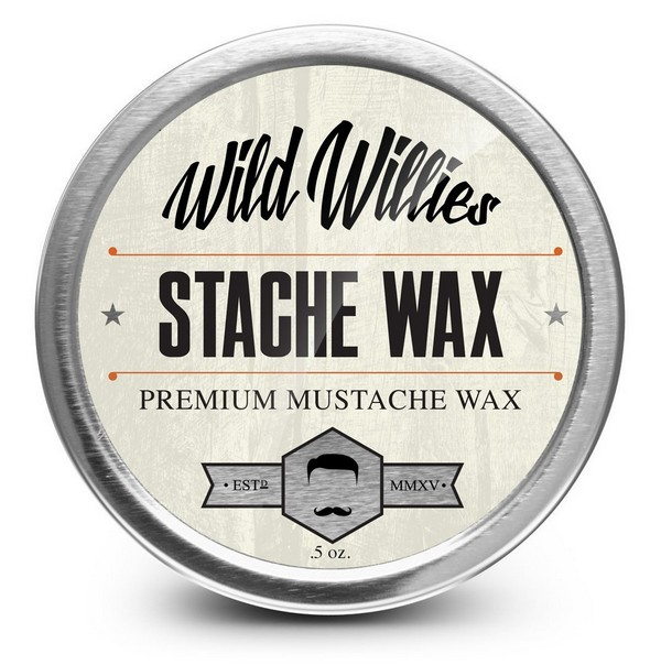 Wild Willies Mustache Wax