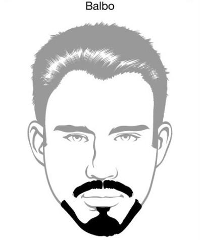 Balbo Beard Styles_Mens Hairstyles