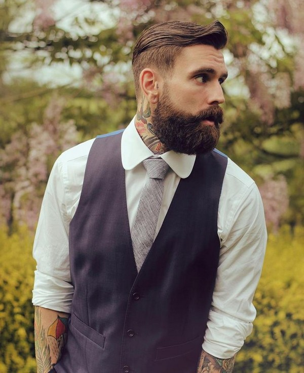 37 Best Stylish Hipster Haircuts in 2018  Mens Stylists - Classic Hairstyles For Men