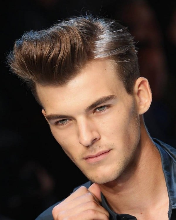 Best Haircuts For 50 Year Old Man : 53 inspirational pompadour haircuts with images mens stylists