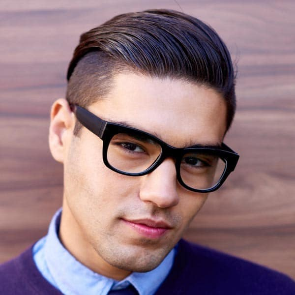 Clean Combed Hipster Haircut