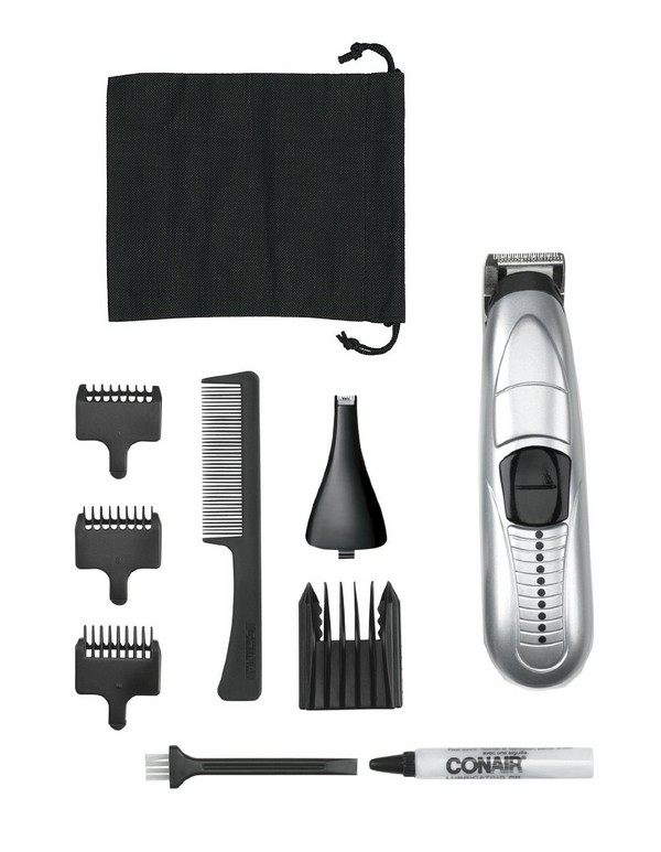 Conair Battery-Operated Beard Trimmer