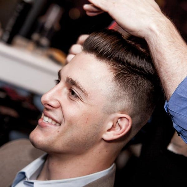 How To Comb A Pompadour