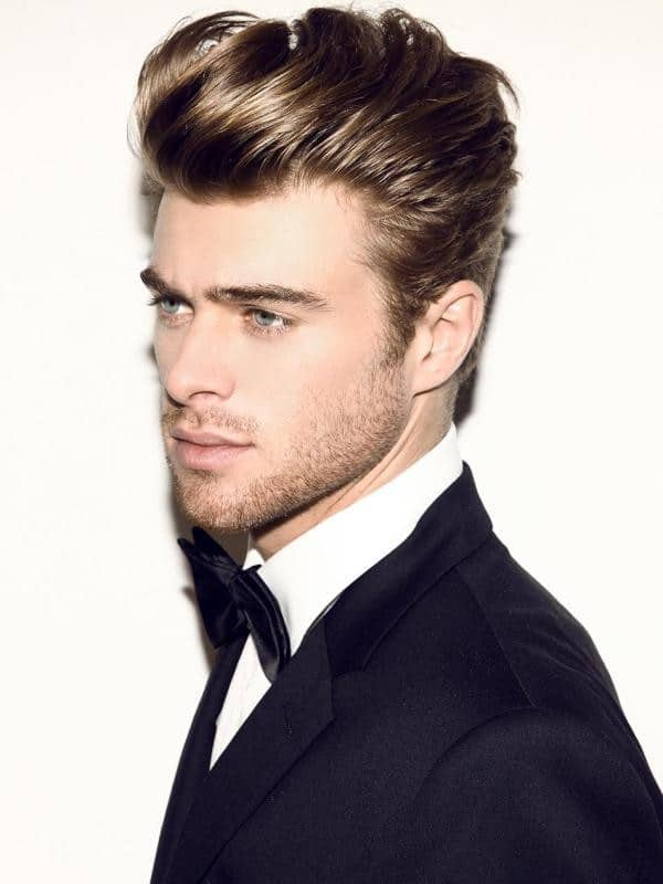 Fabulous 52 Inspirational Pompadour Haircuts With Images Men39S Stylists Short Hairstyles Gunalazisus