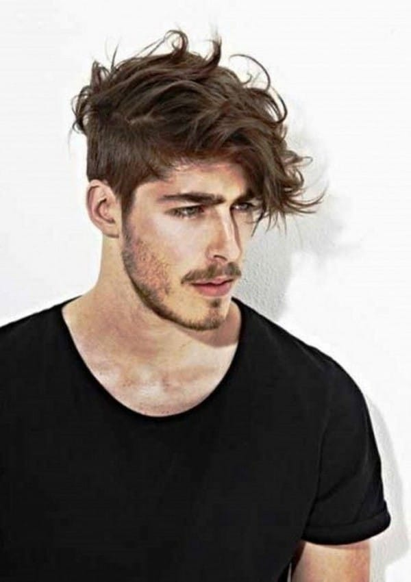 Fine 37 Best Stylish Hipster Haircuts In 2017 Men39S Stylists Hairstyle Inspiration Daily Dogsangcom