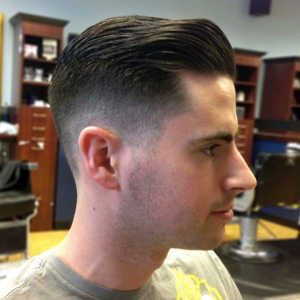 Groovy 52 Inspirational Pompadour Haircuts With Images Men39S Stylists Short Hairstyles Gunalazisus