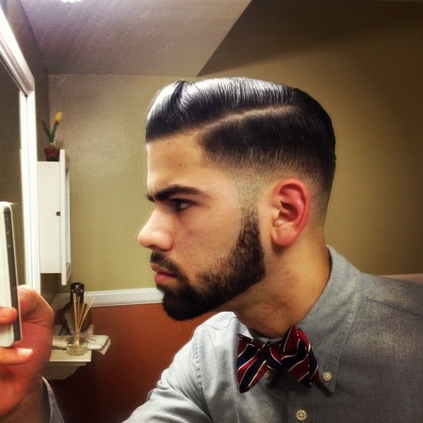 52 Inspirational Pompadour Haircuts with Images - Men's Stylists