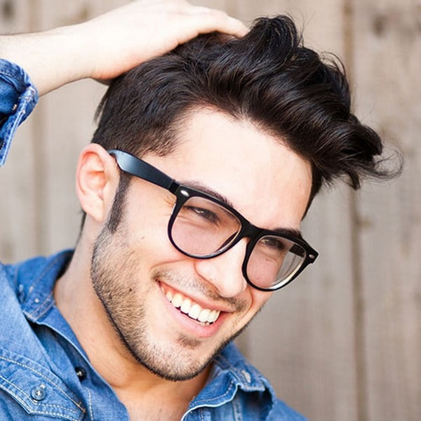 Pleasing 52 Inspirational Pompadour Haircuts With Images Men39S Stylists Short Hairstyles Gunalazisus