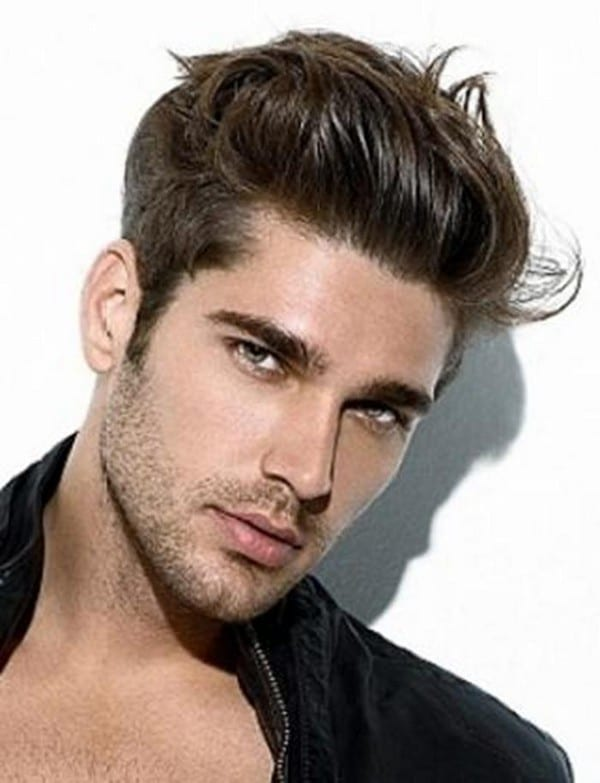 52 Inspirational Pompadour Haircuts with Images - Mens Stylists