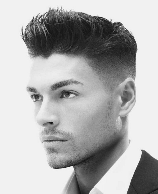 Amazing 52 Inspirational Pompadour Haircuts With Images Men39S Stylists Short Hairstyles Gunalazisus