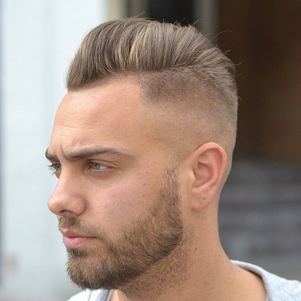 53 Inspirational Pompadour Haircuts With Images Men S