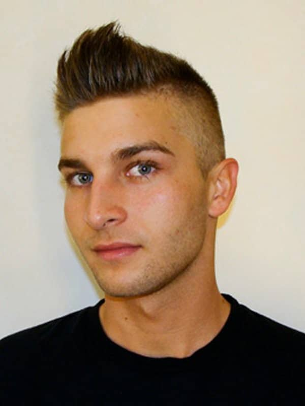 Fantastic 52 Inspirational Pompadour Haircuts With Images Men39S Stylists Short Hairstyles Gunalazisus