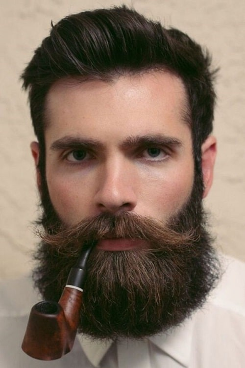 Bandholz Beard Styles_Men's Hairstyles
