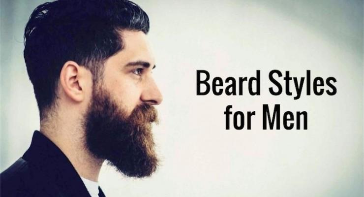 13 Best Beard Styles for Men in 2018