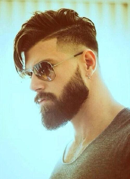 Full Beard Styles_Men's Hairstyles