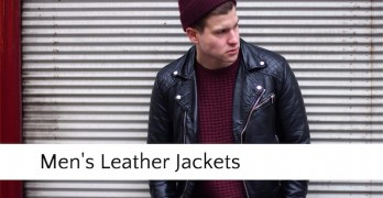 12 Best Mens Leather Jackets on Sale in 2016
