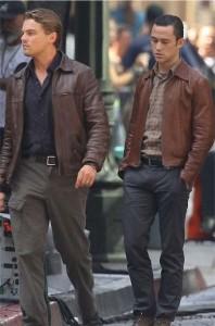 Brown Leather Jacket Leonardo Joseph