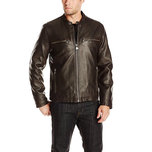 12 Best Mens Leather Jackets on Sale in 2017 - Men&39s Stylists