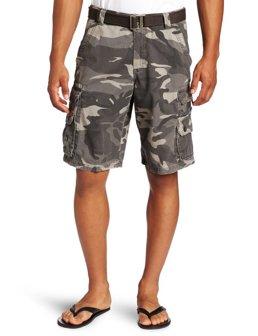 Lee Mens Dungarees Wyoming Cargo Short