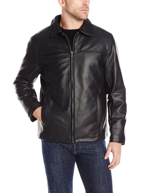 Mens Leather Jackets Tall
