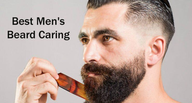 3 Best Men's Beard Caring Tips