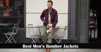 10 Best Men's Bomber Jackets [2016]