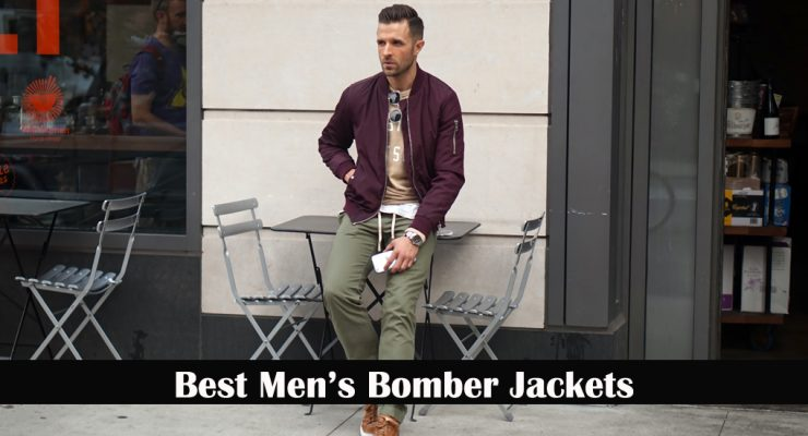11 Best Men's Bomber Jackets [2018]