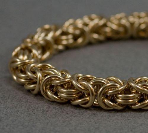Gold Filled Mens Bracelets