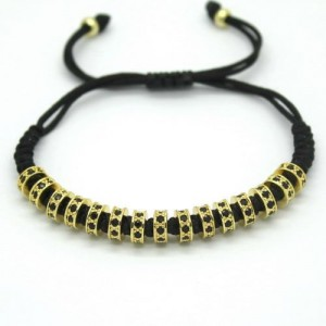 Gold Plated Mens Bracelets