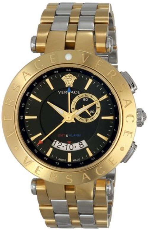 Gold Versace Mens Watches