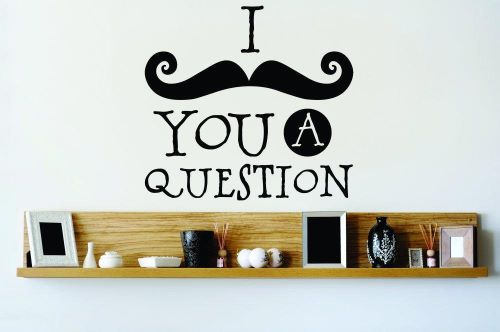 Mustache Removable Wallpapers