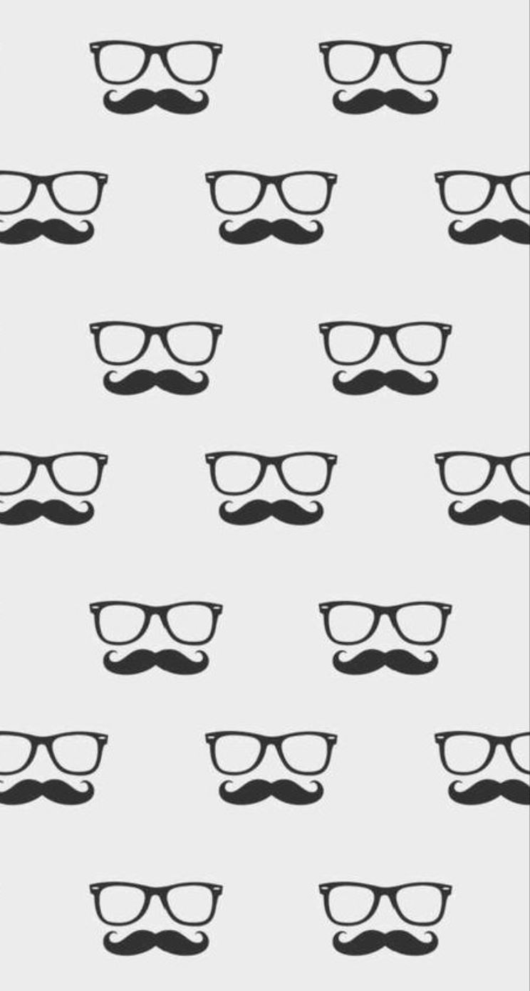 Mustache Wallpapers For Iphone 5C