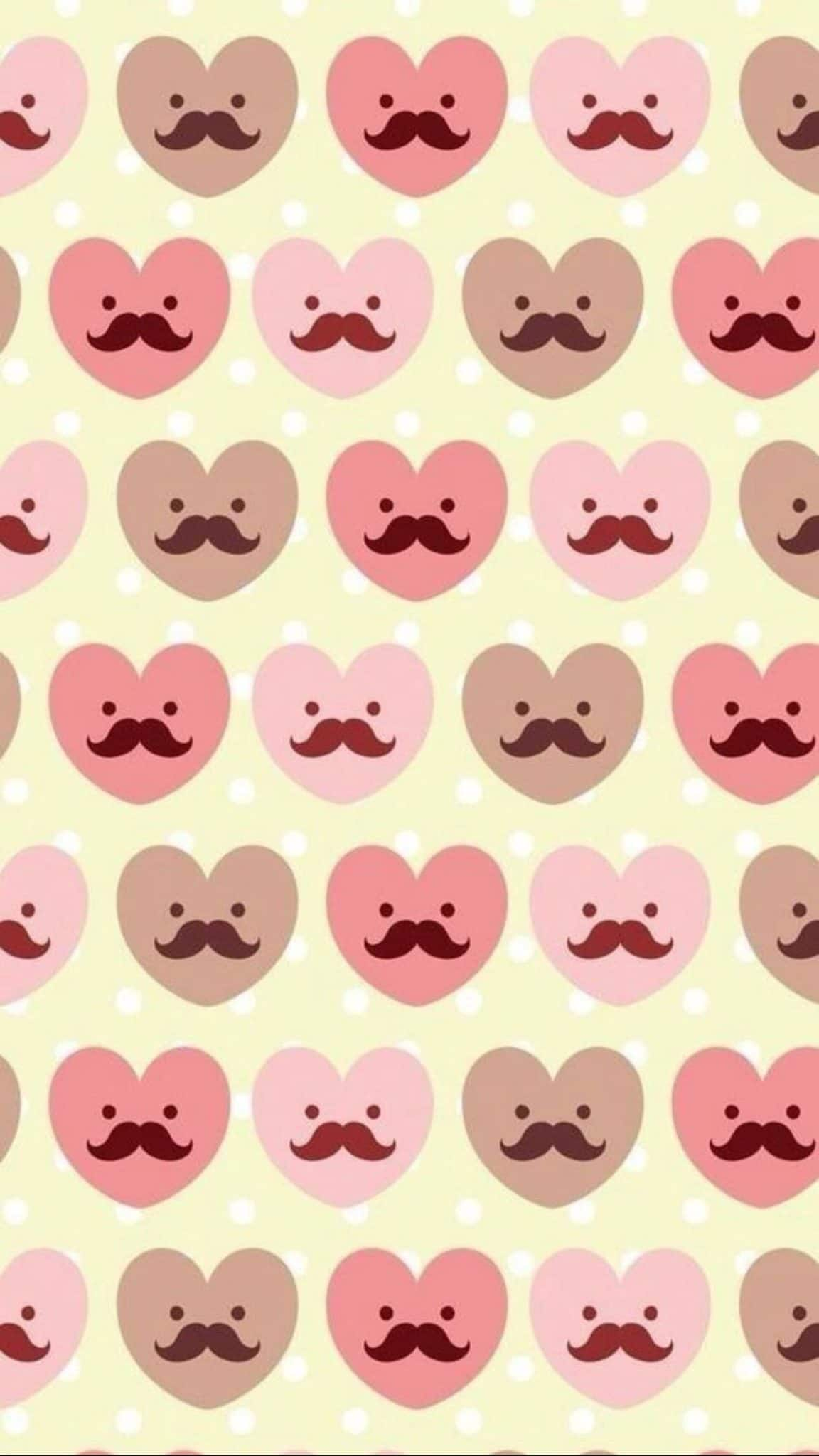 17 awesome mustache wallpapers for phones and walls men s stylists mustache wallpapers for iphone 6 plus