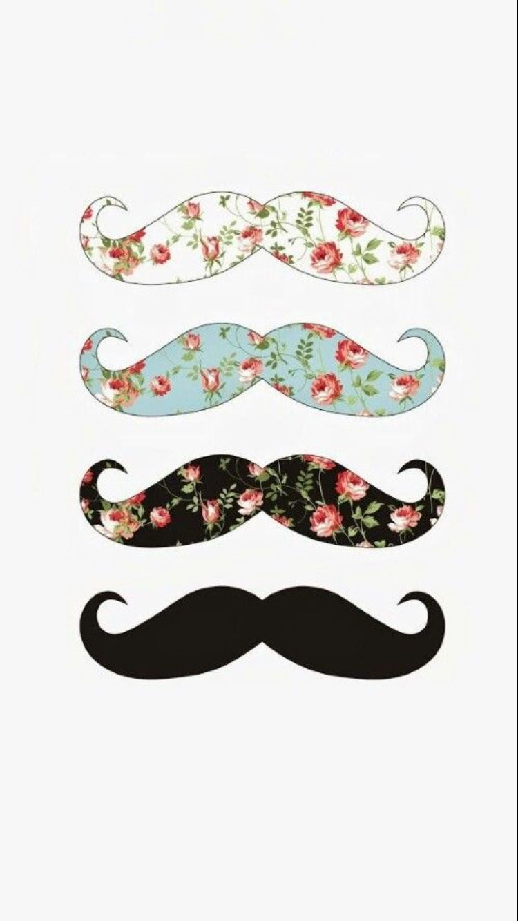 Mustache Wallpapers For Iphone 6