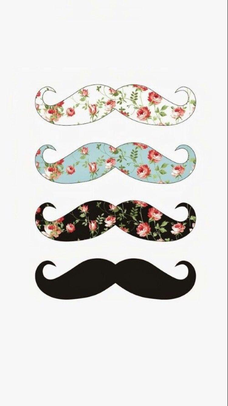 Wallpaper iphone tumblr mustache - Mustache Wallpapers For Iphone 6