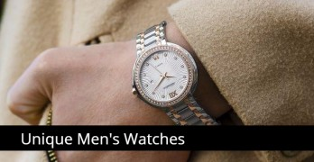52 Strikingly Unique Men's Watches