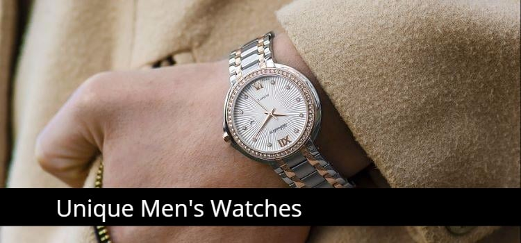 Unique Mens Watches