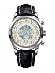 World Time Mens Watches
