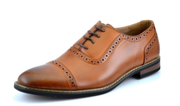 Dream Pairs Classic Modern Oxford Dress Shoes