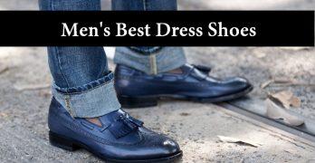 10 Best Most Comfortable Men's Dress Shoes [2016]