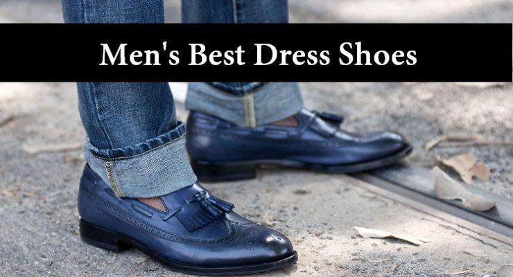 11 Best Most Comfortable Men's Dress Shoes [2017]