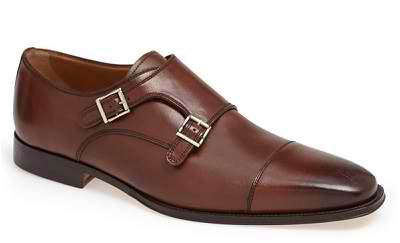 Monk Strap Men's Dress Shoes