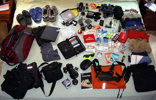 Mens Packing List For Italy
