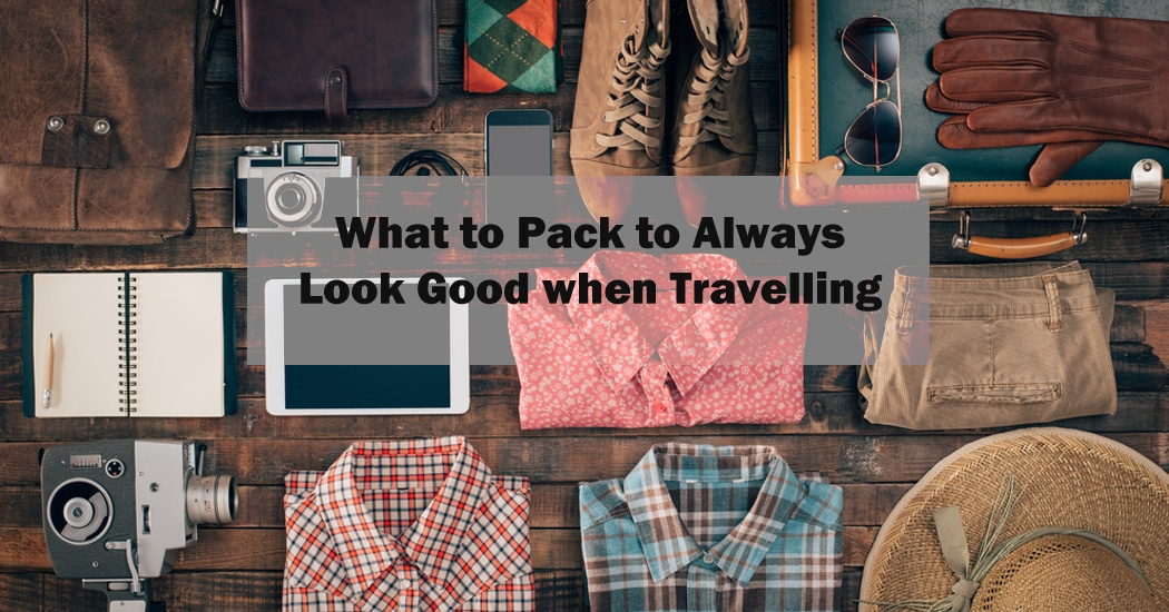 Mens Packing List